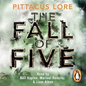 «The Fall of Five» by Pittacus Lore
