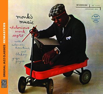Thelonious Monk - Monk's Music (1957) {OJC Remasters Complete Series rel 2011, item 11of33}