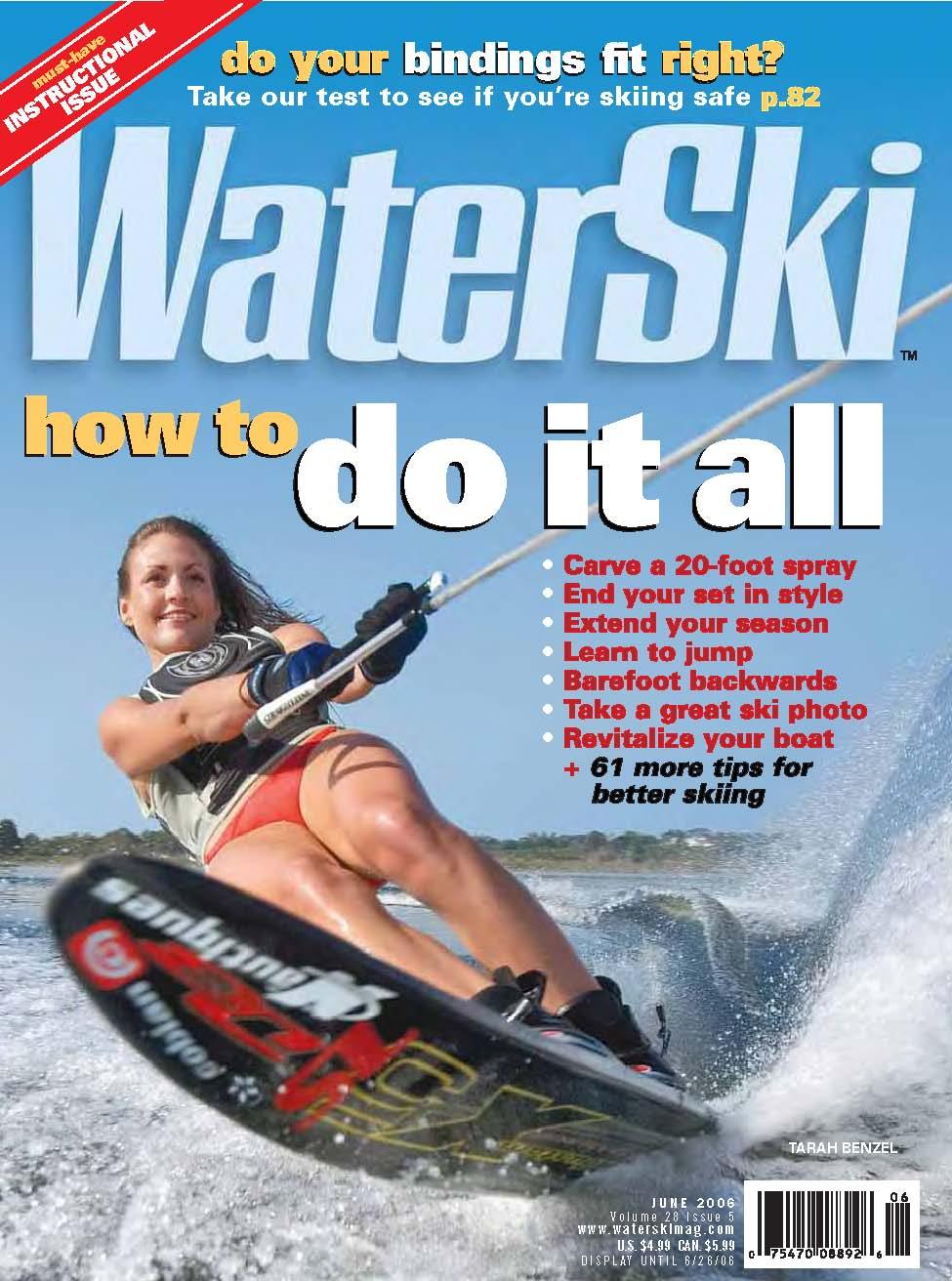 Water Ski: June 2006