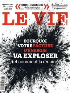 Le Vif L'Express - 5 Août 2021
