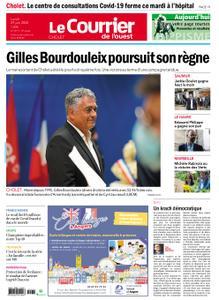 Le Courrier de l'Ouest Cholet – 29 juin 2020