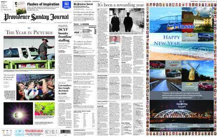 The Providence Journal – December 31, 2017