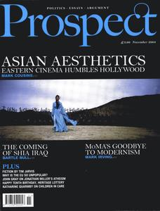 Prospect Magazine - November 2004