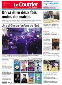 Le Courrier de l'Ouest Cholet – 09 décembre 2019
