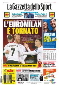 La Gazzetta dello Sport Udine - 12 Marzo 2021