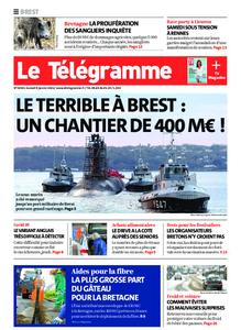 Le Télégramme Brest – 09 janvier 2021