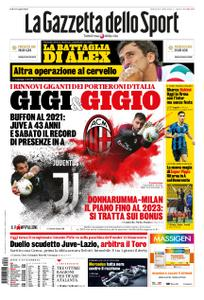 La Gazzetta dello Sport Sicilia – 30 giugno 2020