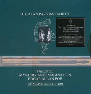 The Alan Parsons Project - Tales of Mystery and Imagination: Edgar Allan Poe (1976) [2016, 40th Anniversary Edition Box Set]