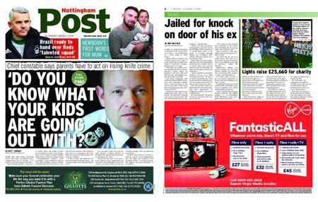 Nottingham Post – January 02, 2018