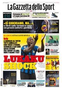 La Gazzetta dello Sport Sicilia – 22 aprile 2020
