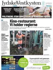 JydskeVestkysten Varde – 10. december 2019