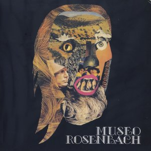 Museo Rosenbach - Zarathustra (1973) IT 2018 Ricordi Reissue - LP/FLAC In 24bit/96kHz
