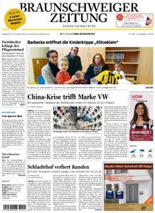 Peiner Nachrichten - 10. November 2018
