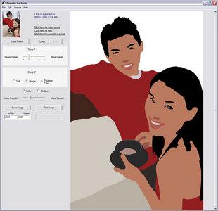 Caricature Software Photo to Cartoon 7.0.6086.39169