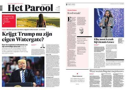 Het Parool – 22 augustus 2018