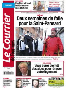 Le Courrier de Fourmies - 01 mars 2019
