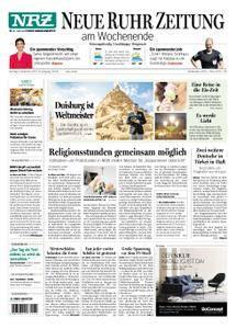 NRZ Neue Ruhr Zeitung Essen-Postausgabe - 02. September 2017
