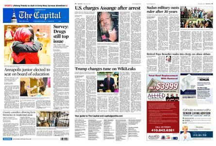 The Capital – April 12, 2019