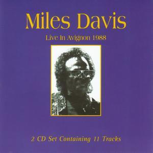 Miles Davis - Live In Avignon 1988 (2002) {2CD Set Delta Music 63042}