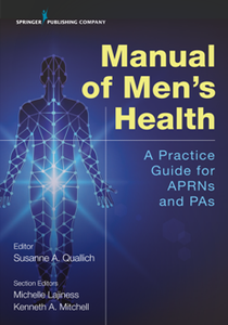 Manual of Men's Health : A Practice Guide for APRNs and PAs
