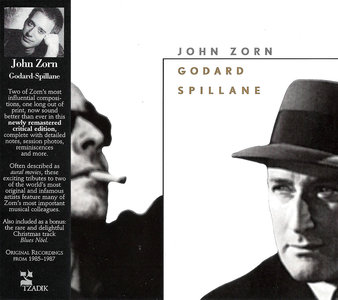 John Zorn - Godard / Spillane (1999) [Re-Up]