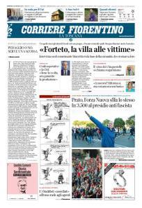 Corriere Fiorentino La Toscana - 24 Marzo 2019