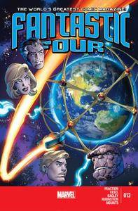 Fantastic Four 624 13 2013 Digital