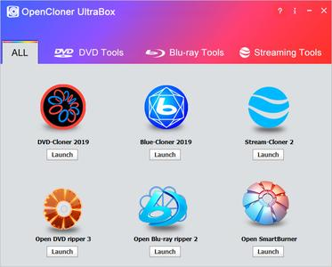 OpenCloner UltraBox 2.80 Build 234