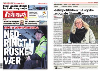 Finnmark Dagblad – 23. januar 2020