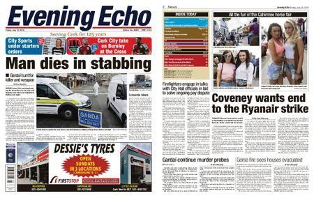 Evening Echo – July 13, 2018