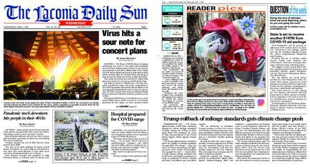 The Laconia Daily Sun – April 01, 2020
