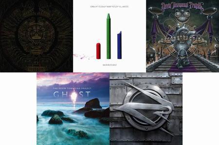Devin Townsend Project - 5 Studio Albums (2009-2014) (Repost)
