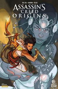 Assassin's Creed - Origins 04 (of 04) (2018) (2 covers) (digital) (Oracle-SWA