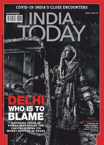 India Today - March 16, 2020