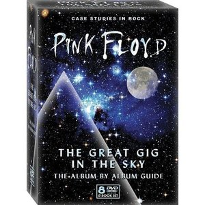 Pink Floyd - The Great Gig In The Sky: The Album By Album Guide (2008) [8xDVD5 & Book Set] Re-up