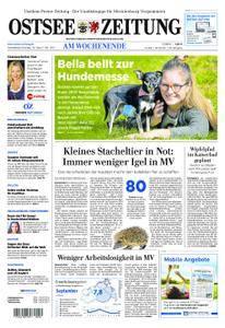 Ostsee Zeitung Wolgast - 30. September 2017