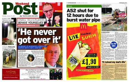 Nottingham Post – January 19, 2019