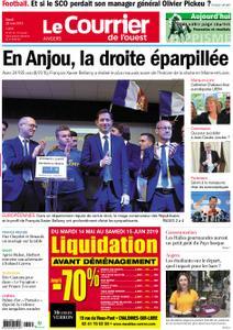 Le Courrier de l'Ouest Angers – 28 mai 2019