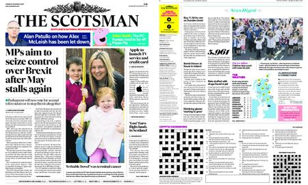 The Scotsman – March 26, 2019