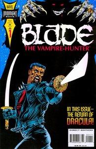 Blade: The Vampire Hunter #1-10 Complete