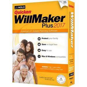 Quicken WillMaker Plus 2017 17.7.2246 macOS