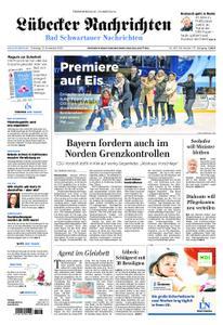 Lübecker Nachrichten Bad Schwartau - 13. November 2018