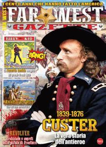 Far West Gazette – gennaio 2021