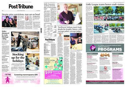 Post-Tribune – September 30, 2018