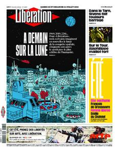 Libération - 20 juillet 2019
