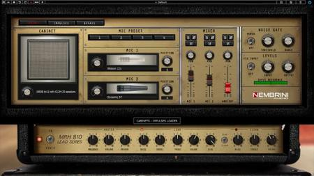 Nembrini Audio MRH810 v1.0.0 WiN