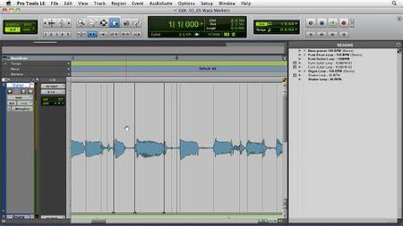 Pro Tools: Time Manipulation with Elastic Audio