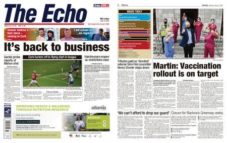Evening Echo – May 10, 2021