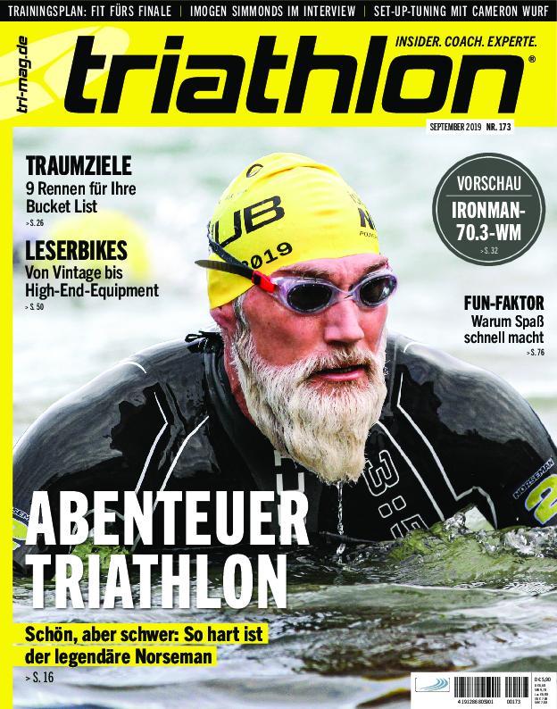 Triathlon Germany – September 2019