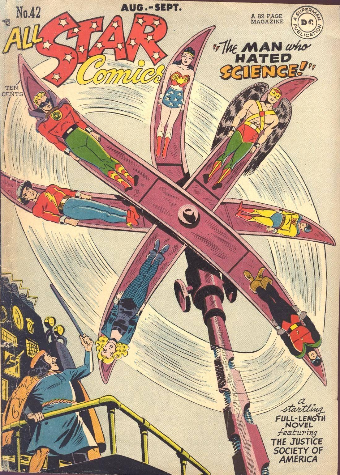 All-Star Comics 042 1948